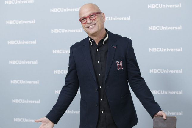 As of next week, comedian Howie Mandel will have three shows on the air -- America's Got Talent, Animals Doing Things and Deal or No Deal. File Photo by John Angelillo/UPI