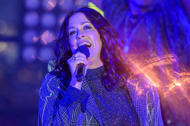 Alanis Morissette can now be heard voicing an animated version of herself on The Great North. File Photo by Corey Sipkin/UPI