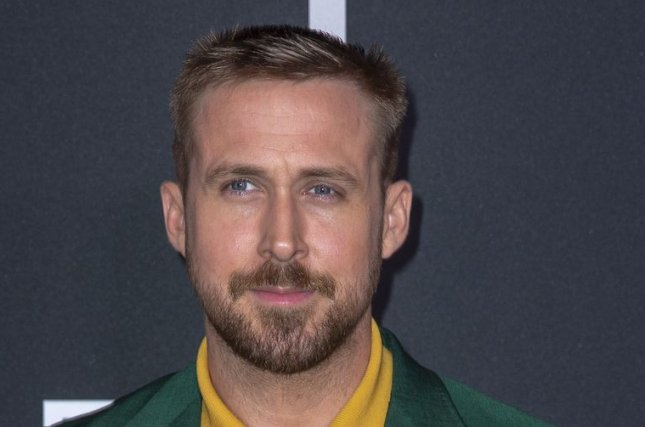 Ryan Gosling will star in and produce The Actor. File Photo by Tasos Katopodis/UPI
