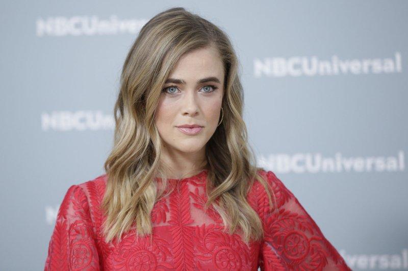 Netflix has renewed Melissa Roxburgh's Manifest for a fourth season. File Photo by John Angelillo/UPI