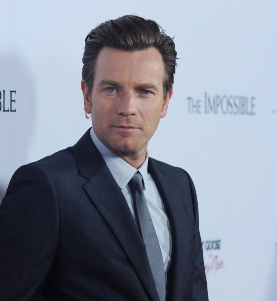 Scottish actor Ewan McGregor, a cast member in the dramatic thriller motion picture The Impossible, attends the premiere of the film at the ArcLight Cinerama Dome in the Hollywood section of Los Angeles on December 10, 2012. The film is based on the Phuket, Thailand 2004 Tsunami account of a family caught, with tens of thousands of strangers, in the mayhem of one of the worst natural catastrophes of our time. UPI/Jim Ruymen