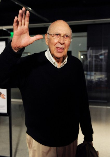 Actor and director Carl Reiner attends the premiere of the new Woody Allen motion picture romantic comedy Whatever Works in West Los Angeles, California on June 8, 2009. (UPI Photo/Jim Ruymen)