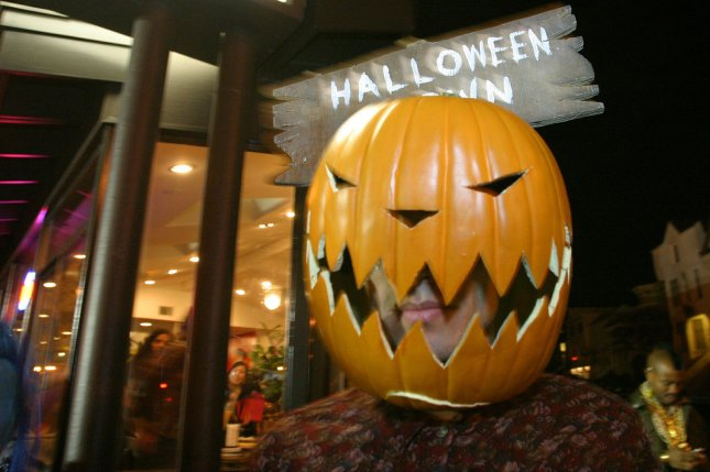 Los Angeles County, which has more cases than any other U.S. county, moved to bar a number of Halloween-themed events this year due to the pandemic. File Photo by Aaron Kehoe/UPI