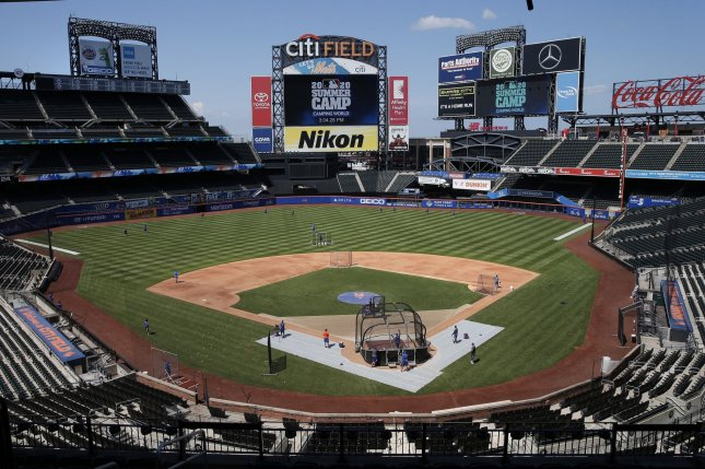 Once the deal is approved, billionaire Steve Cohen will own 95% of the New York Mets and assume full control of the franchise as its majority owner. File Photo by John Angelillo/UPI