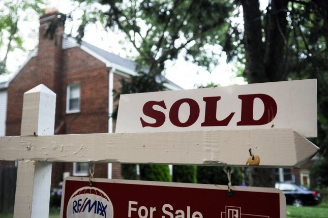 The MBA said despite U.S. home prices being at their highest level in six years, mortgage applications are still close to 20% higher than they were a year ago. File Photo by Alexis C. Glenn/UPI