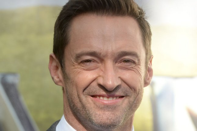 Hugh Jackman at the London premiere of 'Pan' on September 20. File photo by Paul Treadway/UPI
