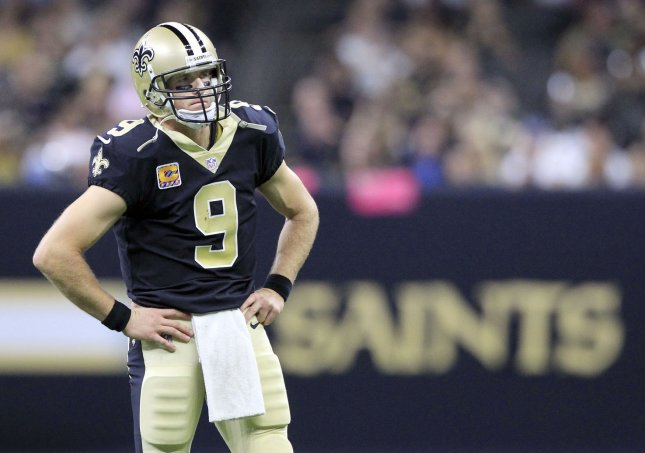 Drew Brees On Injuries 100 Percent A Product Of Playing On