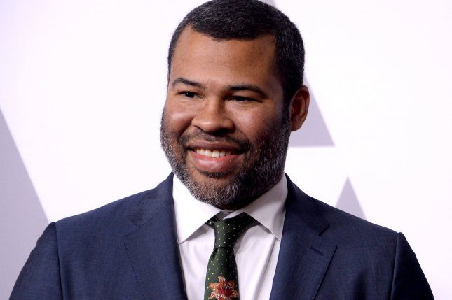 The Writers Guild of America honored Jordan Peele for penning the film Get Out. File Photo by Jim Ruymen/UPI