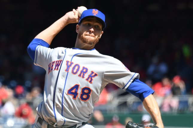 Mets' deGrom feels 'completely normal,' may not need MRI on elbow