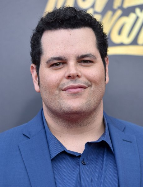 Actor Josh Gad attends the MTV Movie & TV Awards in Los Angeles on May 7. His voice will be heard in the animated short Olaf's Frozen Adventure this fall. Photo by Christine Chew/UPI
