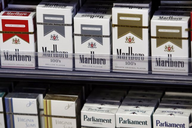 Since U.S. tobacco companies agreed 20 years ago to pay billions to states for cessation efforts, experts say very little of that money has been spent for that purpose. File Photo by John Angelillo/UPI