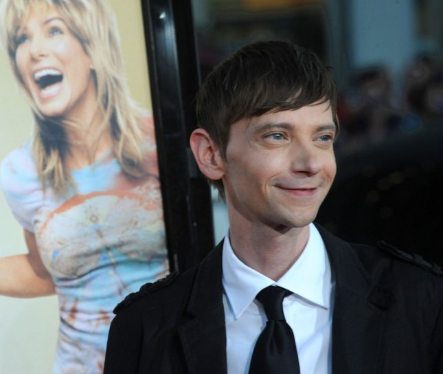 DJ Qualls, a cast member in the motion picture comedy All About Steve, attends the premiere of the film at Grauman's Chinese Theatre in the Hollywood section of Los Angles on August 26, 2009. UPI/Jim Ruymen