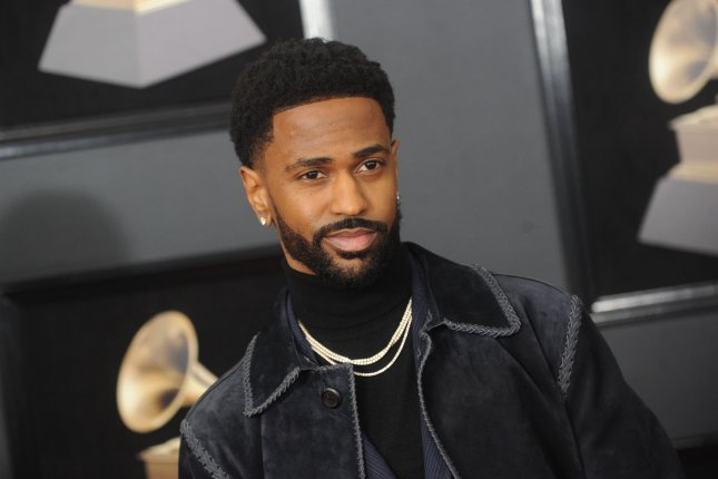 A new study shows that hip hop artists in recent years have increasingly referenced mental health in their lyrics, including Big Sean, pictured, and his Grammy-nominated track, Deep Reverence. File Photo by Dennis Van Tine/UPI