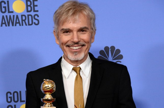 Billy Bob Thornton is set to star in the Netflix movie, The Gray Man. File Photo by Jim Ruymen/UPI