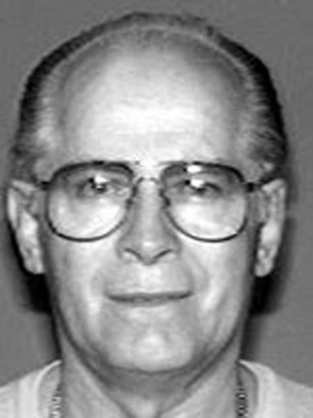 This FBI photograph taken in 1994 shows one of the FBI's most wanted fugitives, James Whitey Bulger, who was arrested on June 22, 2011. Bulger was on the run for 17 years and is wanted for a variety of crimes in the Boston area including 19 different murders, drug trafficking and extortion he was caught by FBI agents in California with his girlfriend, Catherine Greig. UPI/FBI Handout