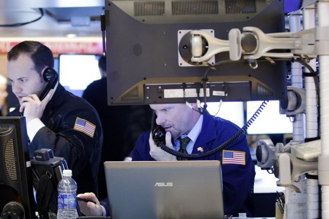 The FBI will investigate whether high-speed trading is in violation of the law as traders have access to information the public doesn't and can manipulate market activity. (File/UPI/John Angelillo)