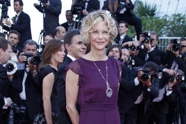 Meg Ryan arrives on the red carpet before the screening of the film Biutiful during the 63rd annual Cannes International Film Festival in Cannes, France on May 17, 2010. UPI/David Silpa