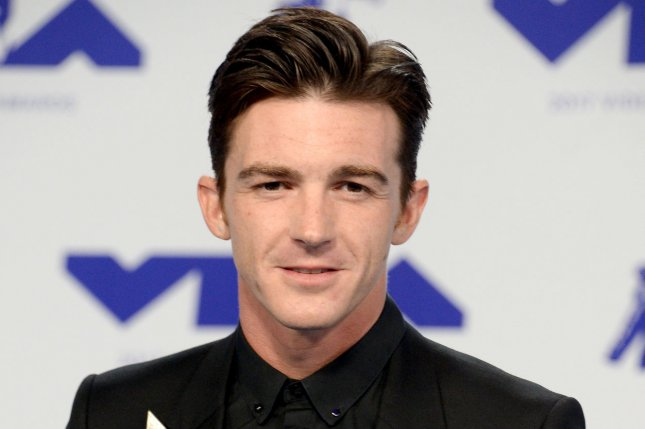 Drake Bell attends the MTV Video Music Awards on August 27, 2017. File Photo by Jim Ruymen/UPI