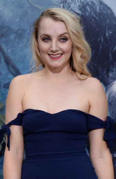 Evanna Lynch has been cast in Season 27 of Dancing with the Stars. File Photo by Jim Ruymen/UPI