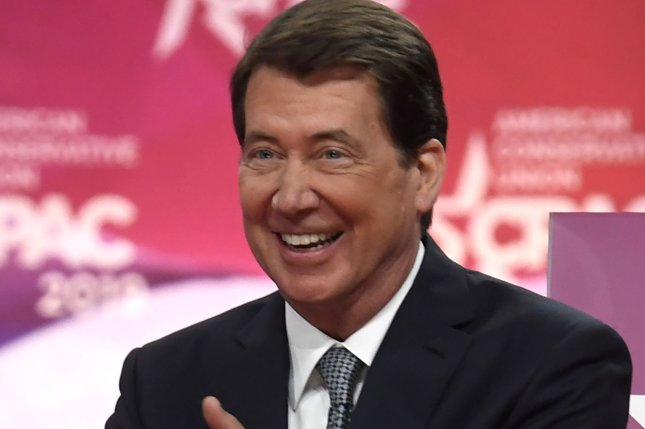 U.S. Ambassador to Japan Bill Hagerty attends the Conservative Political Action Conference in National Harbor, Md., on March 1. File Photo by Mike Theiler/UPI