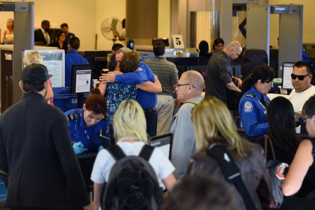 International airports in New York City, San Francisco and Los Angeles, pictured, will provide on-site health screening of passengers arriving from Wuhan province, China, beginning Friday. The screenings are to detect the coronavirus virus, which has killed two people in China, the Centers for Disease Control and Prevention said. File Photo by Jim Ruymen/UPI