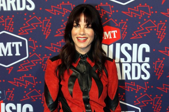 Messiah star Michelle Monaghan arrives for the CMT Music Awards on June 5. Netflix has canceled Messiah after one season. File Photo by John Sommers II/UPI