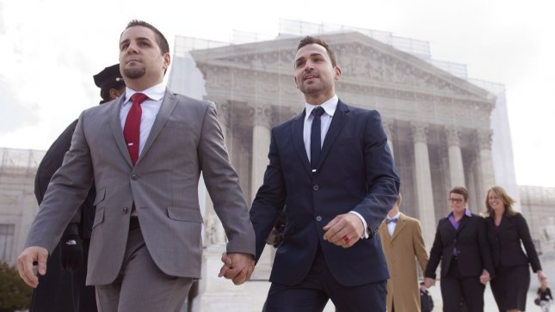[AUDIO, TRANSCRIPT] Supreme Court hears Proposition 8 gay marriage case