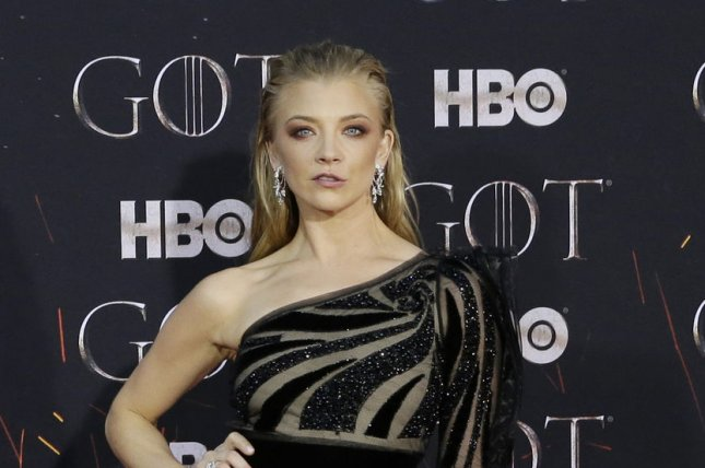 Natalie Dormer is set to star in Nuremberg, a new audio drama from BBC's Radio 4. File Photo by John Angelillo/UPI