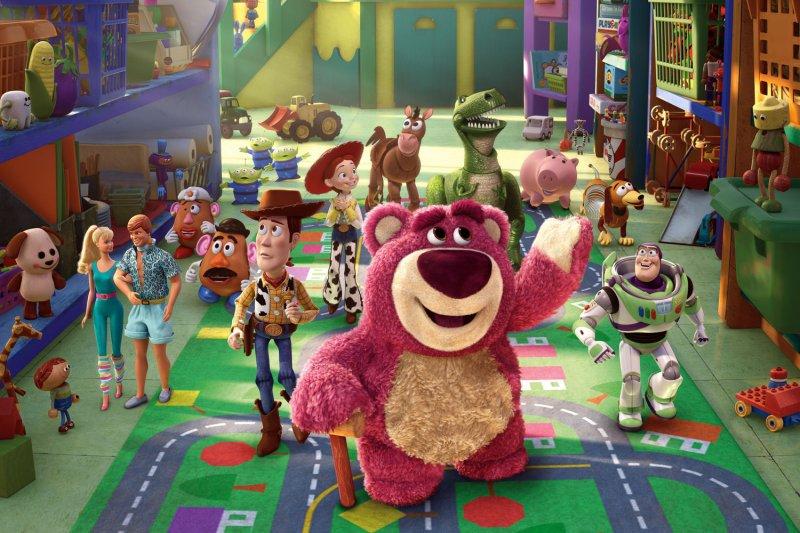 A still image from Toy Story 3. File Photo courtesy of Walt Disney Studios/UPI
