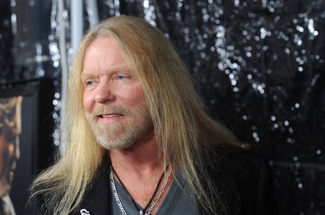Rock and Roll Hall of Famer Gregg Allman, who with his late brother Duane founded the Allman Brothers Band, died Saturday. He was 69. File photo by Jim Ruymen/UPI