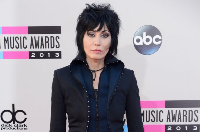 Joan Jett will perform Bad Reputation for Ronda Rousey at WrestleMania 35. File Photo Phil McCarten/UPI