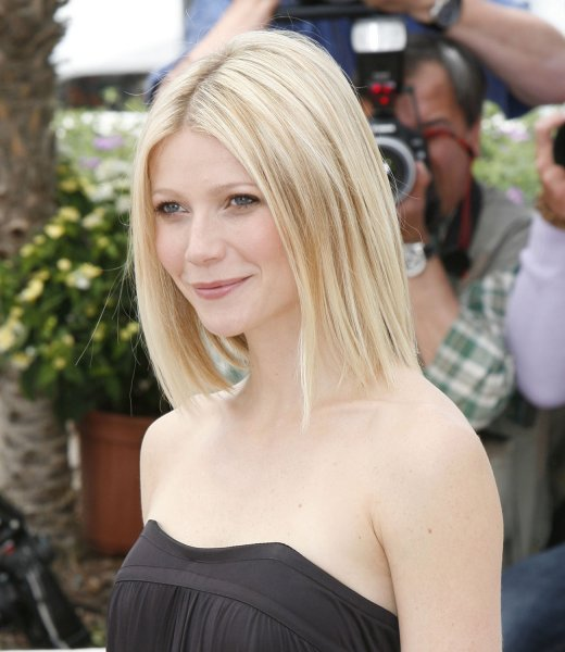 Actress Gwyneth Paltrow arrives at a photocall for the film Two Lovers during the 61st Annual Cannes Film Festival in Cannes, France on May 20, 2008. (UPI Photo/David Silpa)