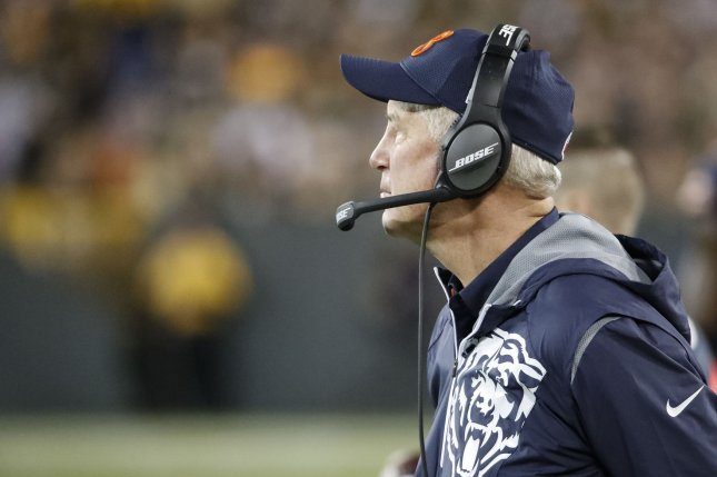 Fox fired as Bears' head coach
