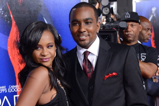 The late Bobbi Kristina Brown and her boyfriend Nick Gordon. Gordon has died at the age of 30 from a drug overdose. File Photo by Jim Ruymen/UPI