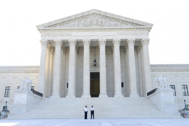 The U.S. Supreme Court heard arguments Tuesday in a case seeking to abolish the Consumer Financial Protection Board. File photo by Mike Theiler/UPI