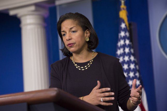 National Security Advisor Susan Rice speaks at a media briefing at the White House in Washington on Nov. 7, 2014. UPI/Kevin Dietsch