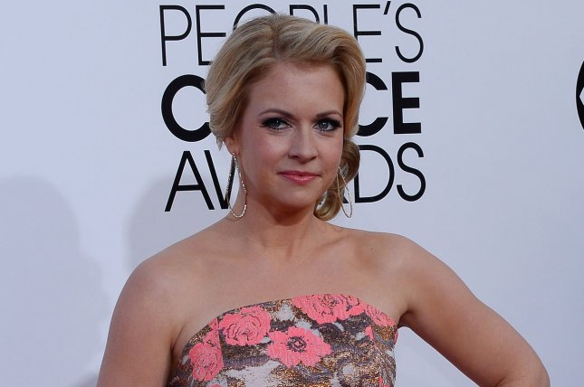 Melissa Joan Hart attends the People's Choice Awards on January 8, 2014. File Photo by Jim Ruymen/UPI