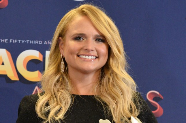 Miranda Lambert showed PDA with Evan Felker during an outing Wednesday in New York City. File Photo by Jim Ruymen/UPI