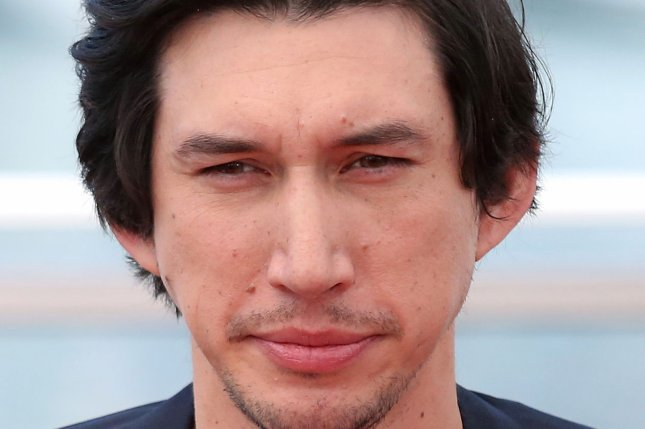 Adam Driver arrives at a photocall for The Man Who Killed Don Quixote during the 71st annual Cannes International Film Festival in France on May 19. The movie is to open in Italy and Germany Sept. 27. File Photo by David Silpa/UPI