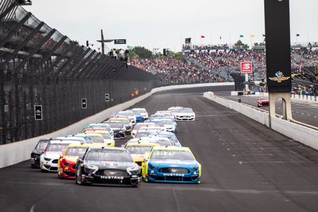 Jimmie Johnson Tests Positive for COVID-19, Will Miss Brickyard 400