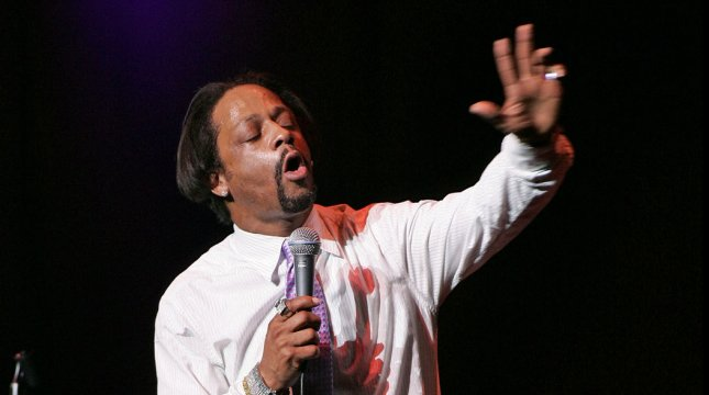 Comedian Katt Williams performs in concert at the Sinatra Theater at the BankAtlantic Center in Sunrise, Florida on May 15, 2008. (UPI Photo/Michael Bush)
