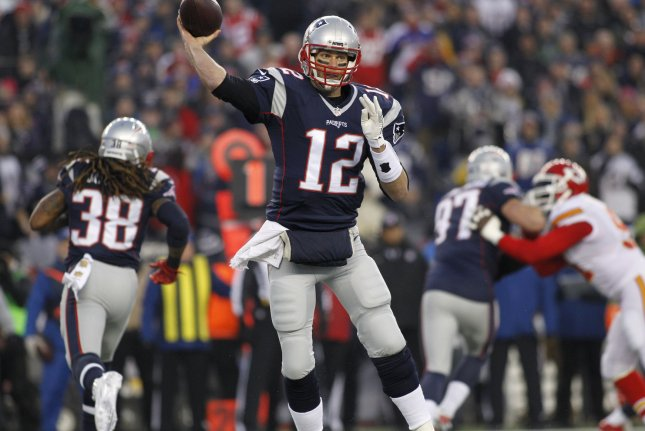 New England Patriots earn fifth straight trip to AFC title game