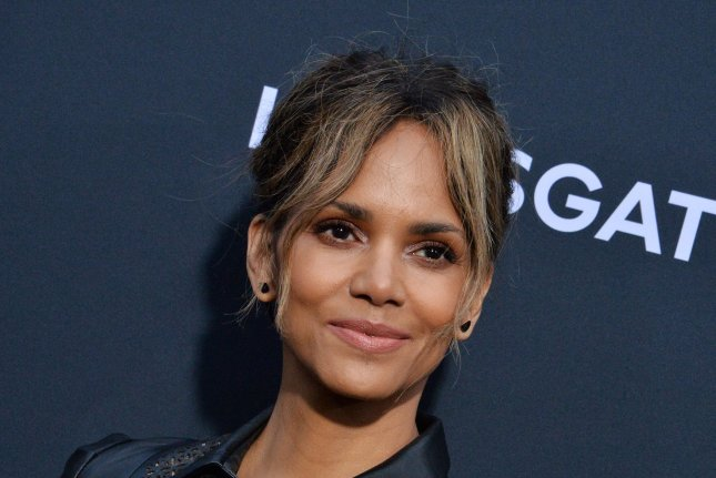 Halle Berry makes her directorial debut with the Netflix original movie Bruised.File Photo by Jim Ruymen/UPI
