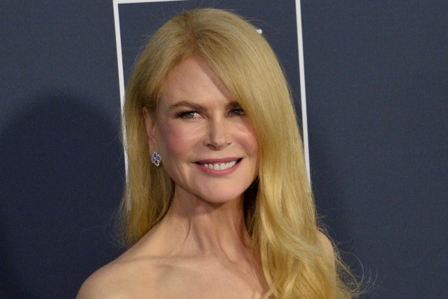 Nicole Kidman stars in the new teaser trailer for Hulu's Nine Perfect Strangers, along with Melissa McCarthy, Regina Hall, Michael Shannon and Manny Jacinto. File Photo by Jim Ruymen/UPI