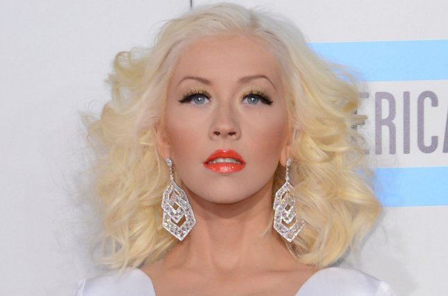 Christina Aguilera will guest star on 'Nashville.' File photo by Phil McCarten/UPI