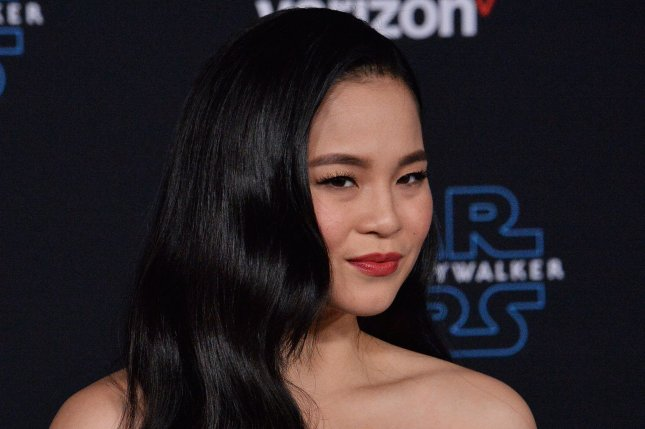 Kelly Marie Tran has joined the voice cast of the Lego Star Wars Holiday Specia, along with Billy Dee Williams and Anthony Daniels. File Photo by Jim Ruymen/UPI