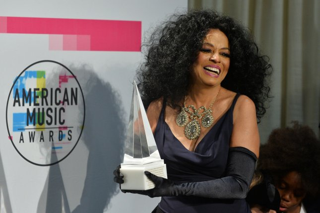Diana Ross released Thank You, the lead single from her forthcoming album of the same name. File Photo by Jim Ruymen/UPI