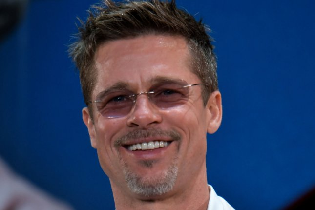 Producer and actor Brad Pitt attends the Japan premiere for the film War Machine in Tokyo on May 23. Pitt's Plan B shingle is producing Sweetbitter for Starz. File Photo by Keizo Mori/UPI