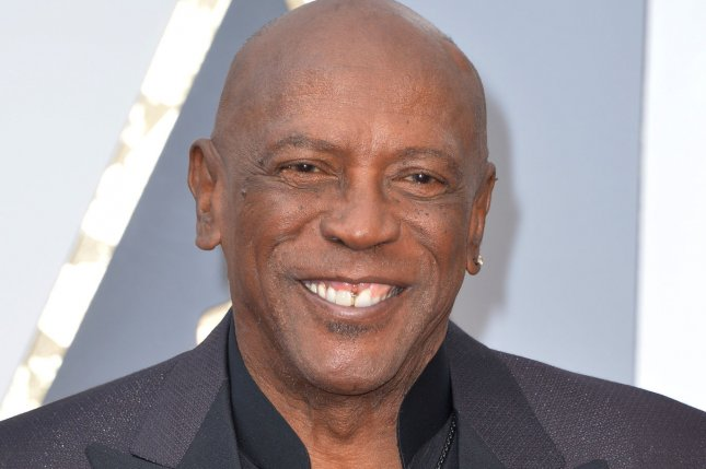 Louis Gossett Jr. arrives on the red carpet for the 88th Academy Awards in Los Angeles on February 28, 2016. The Oscar-winning actor has joined the Season 3 cast of Hap and Leonard. File Photo by Kevin Dietsch/UPI