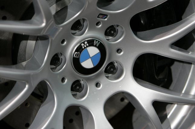 BMW recalled 312,000 of its cars on U.K. roads Wednesday due to an electrical fault. File Photo Mark Cowan/UPI